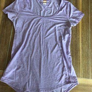 Lavender lucy T-shirt EUC